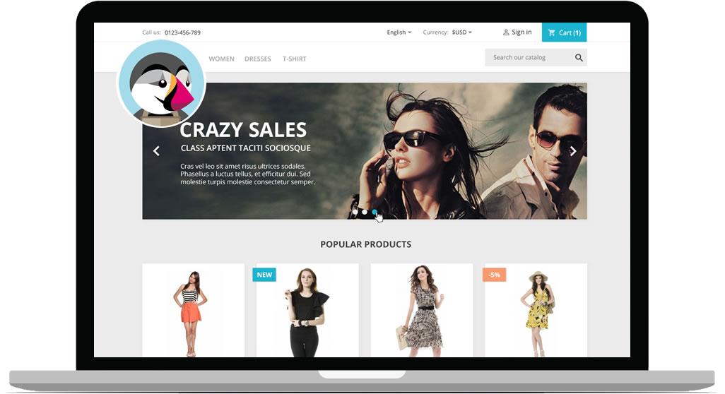 hosting Prestashop mejor alojamiento para tiendas online prestashop