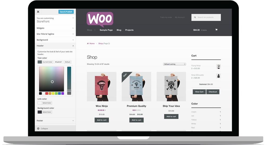 hosting woocommerce ecommerce tienda online alojamiento web negocio